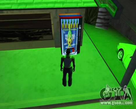 New automatic Hay-Cola and Armenian Flag for GTA San Andreas third screenshot