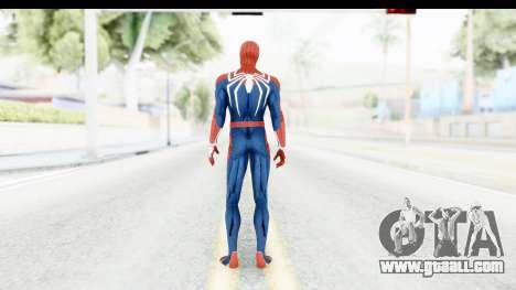 Spider-Man Insomniac v2 for GTA San Andreas third screenshot