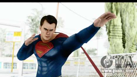 Injustice God Among Us - Superman BVS for GTA San Andreas