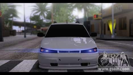 VAZ 2111 BPAN for GTA San Andreas back left view