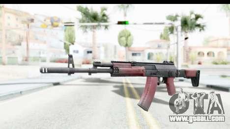 Kalashnikov AK-12 for GTA San Andreas