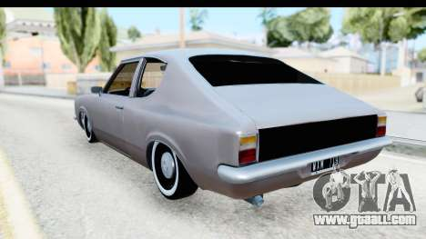 Ford Taunus Coupe for GTA San Andreas back left view