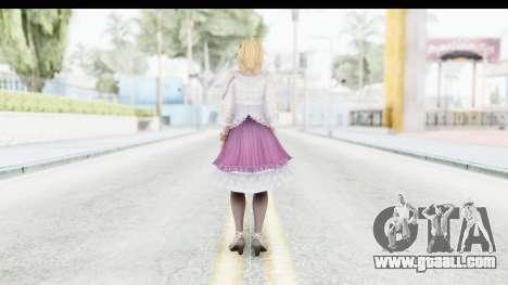 Tina Mashup from Dead Or Alive 5 for GTA San Andreas third screenshot