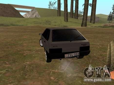 2109 Classics for GTA San Andreas left view