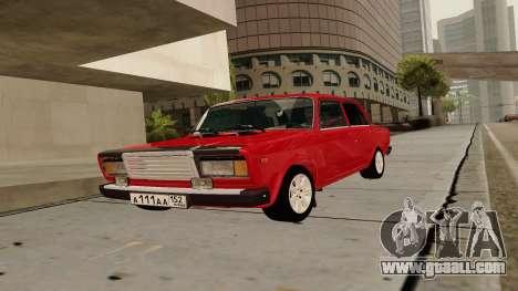 rus_racer ENB v1.0 for GTA San Andreas third screenshot