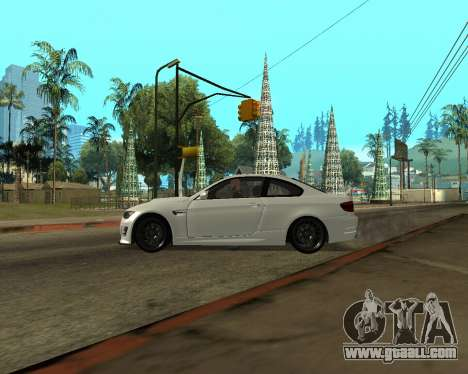 BMW M3 Armenian for GTA San Andreas side view