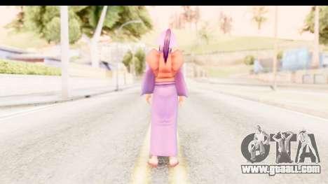Kamiya v3 for GTA San Andreas third screenshot