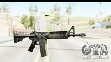 AR-15 for GTA San Andreas