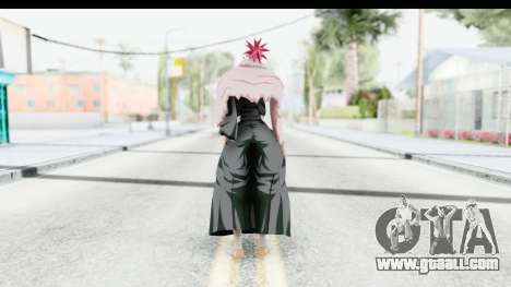 Bleach - Renji B for GTA San Andreas third screenshot