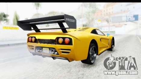 GTA 5 Progen Tyrus IVF for GTA San Andreas right view