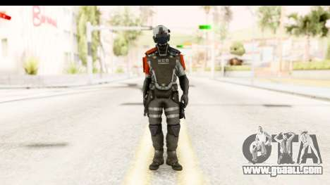 Homefront The Revolution - KPA v5 Original for GTA San Andreas