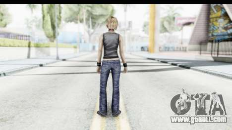 Silent Hill 3 - Heather Sporty Dark Gray Obama for GTA San Andreas third screenshot