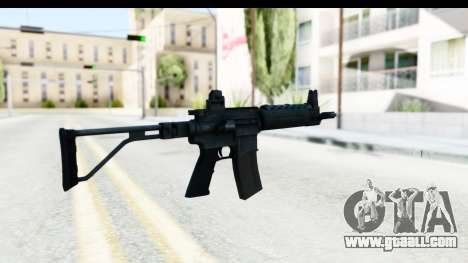 LR-300 for GTA San Andreas second screenshot
