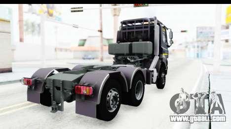 Tatra Phoenix 6x2 Agro Truck v1.0 for GTA San Andreas left view