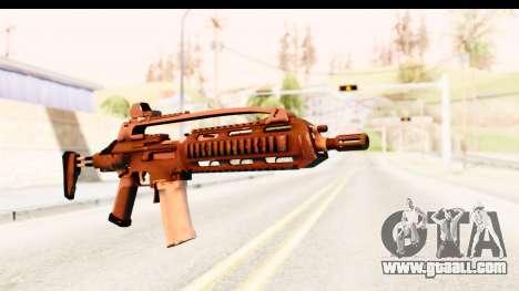 SCAR-LK for GTA San Andreas second screenshot