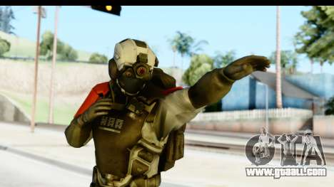 Homefront The Revolution - KPA v1 Original for GTA San Andreas