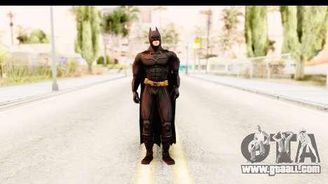 Batman Begins for GTA San Andreas second screenshot