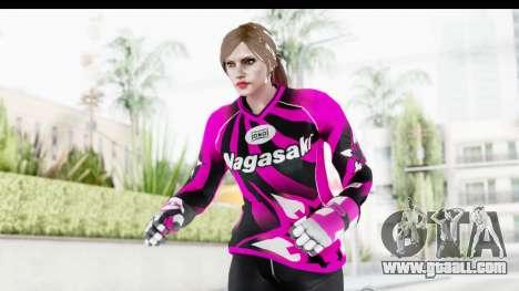 GTA 5 Online Cunning Stunts Skin 3 for GTA San Andreas
