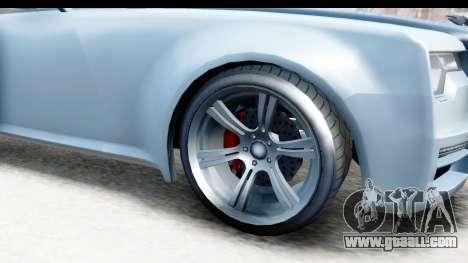 GTA 5 Enus Windsor Drop IVF for GTA San Andreas back view