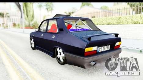 Dacia 1310 Berlina Tunata v2 for GTA San Andreas left view