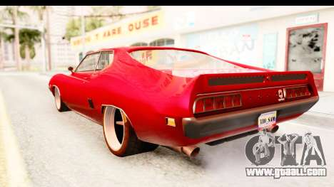 Ford Torino for GTA San Andreas left view