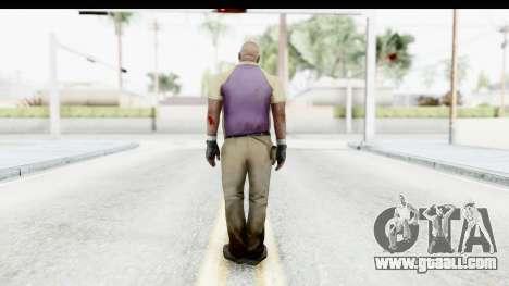 Left 4 Dead 2 - Coach for GTA San Andreas third screenshot