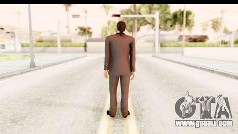 Yakuza 0 Goro Majima for GTA San Andreas third screenshot