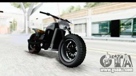 GTA 5 Western Gargoyle Custom v2 for GTA San Andreas