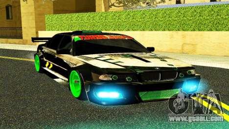 BMW 750 E38 Hamann Turbo Sports for GTA San Andreas
