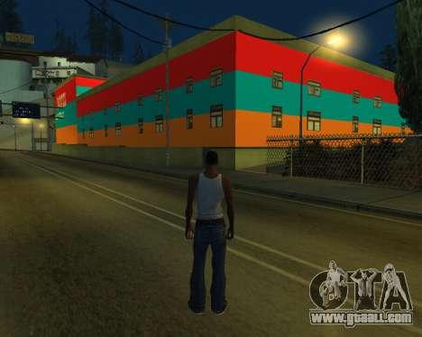 Armenian Jeferson for GTA San Andreas