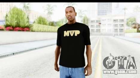 Nike MVP T-Shirt for GTA San Andreas second screenshot