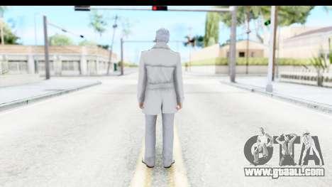 GTA 5 Ill Gotten-Gains DLC Male Skin for GTA San Andreas third screenshot