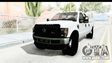 Ford F-350 Power Stroke for GTA San Andreas