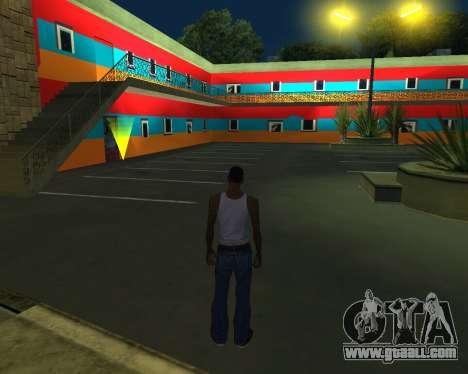 Armenian Jeferson for GTA San Andreas third screenshot