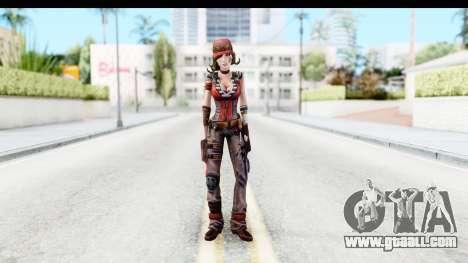 Borderland - Gaige for GTA San Andreas second screenshot
