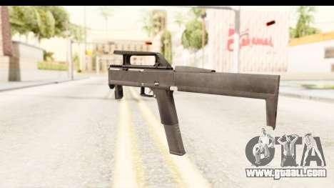 FMG-9 for GTA San Andreas second screenshot