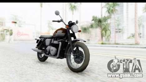 Metal Gear Solid V Phantom Pain Triumph for GTA San Andreas right view