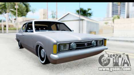 Ford Taunus Coupe for GTA San Andreas