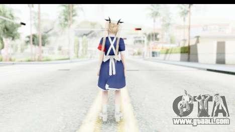 DoA 5: LR - Marie Rose Nurse v1 for GTA San Andreas third screenshot