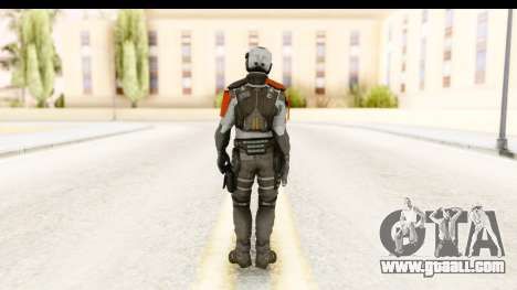 Homefront The Revolution - KPA v5 Original for GTA San Andreas third screenshot