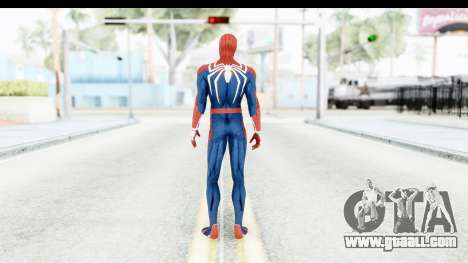 Spider-Man Insomniac v1 for GTA San Andreas third screenshot
