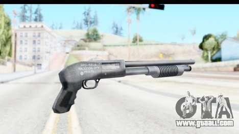 Sawnoff for GTA San Andreas second screenshot