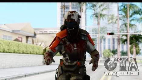 Homefront The Revolution - KPA v3 Dead for GTA San Andreas