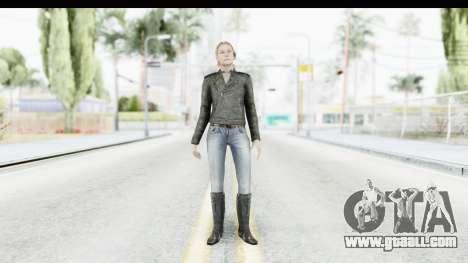 Alan Wake Alice 2009 for GTA San Andreas second screenshot