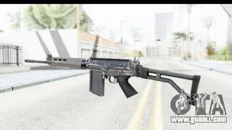 FN-FAL for GTA San Andreas second screenshot