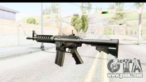 AR-15 for GTA San Andreas second screenshot