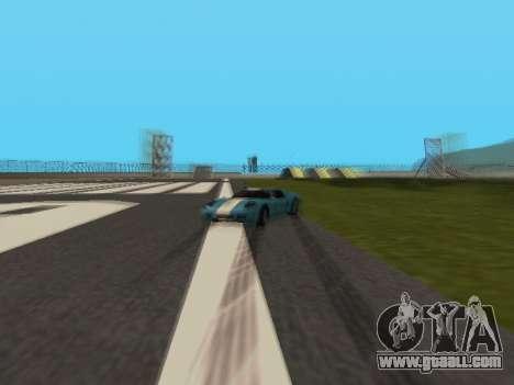 Hot Wheels for GTA San Andreas forth screenshot