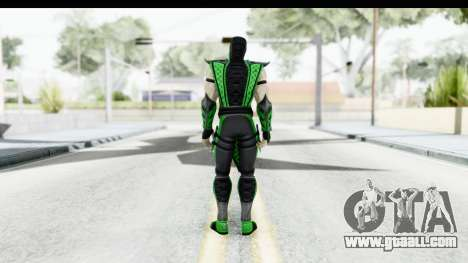 Mortal Kombat vs DC Universe - Reptile for GTA San Andreas third screenshot