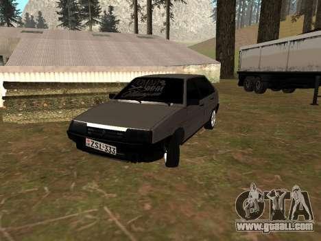 2109 Classics for GTA San Andreas