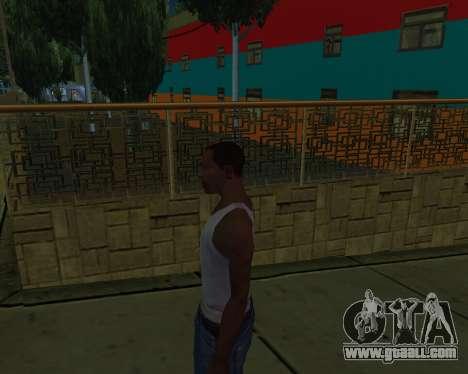 Armenian Jeferson for GTA San Andreas fifth screenshot